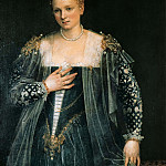 The Beautiful Nani, Veronese (Paolo Cagliari)