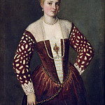 Portrait of a Woman, Veronese (Paolo Cagliari)