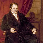 Portrait of the Poet Ludwig Tieck