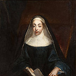 Unknown painters - A Nun