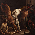 Josef Wilhelm Wallander - The Flagellation of Christ [After]