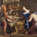 Simon Vouet - Artemisia Building the Mausolaeum