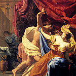 Simon Vouet - Vouet_Simon_Lucretia_And_Tarquin