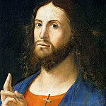 Bernardino Luini - Christ giving blessing