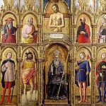Luca di Tomme - Pesaro Polyptych