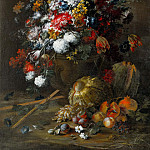 Lodovico Carracci - Flowers and Fruit