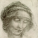Study for Saint Anne, Leonardo da Vinci