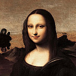The Isleworth Mona Lisa, Leonardo da Vinci