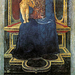 Domenico Veneziano - Madonna_and_Child1_WGA