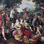 David and Abigail and the Family of Darius