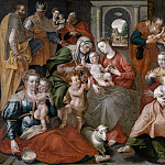 The Family of St. Anne