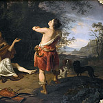 Unknown painters - Cephalus and Procris