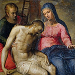 Francesco Trevisani - Pieta (school)