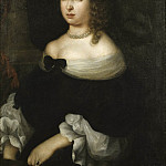 Fredric Westin - Hedvig Eleonora (1636-1715), Queen of Sweden, Princess of Holstein-Gottorp