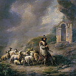 Shepherd at Tivoli