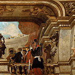 Ceiling painting of Bourbon palace, Horace Vernet
