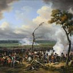 The Battle of Hanau, Horace Vernet