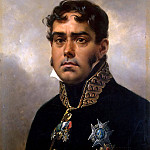 Portrait of General Pablo Morillo, Horace Vernet