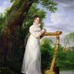 Madam Phillipe Lenoir , Horace Vernet