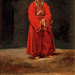 Man in oriental costume, Horace Vernet