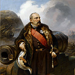 Pierre-Joseph-Francois Bosquet, Marshal of France , Horace Vernet