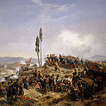 Siege of Constantine, October 10, 1837, Horace Vernet