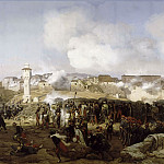 Siege of Constantine, October 13, 1837, Horace Vernet