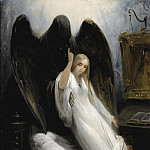 The Death Angel, Horace Vernet