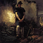 Soldier ­Labourer, Horace Vernet