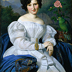 Ferdinand Georg Waldmüller - Crescentia, Countess Zichy 1828