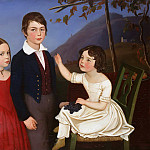 Julius Jacob - Paul, Maria and Filomena von Putzer