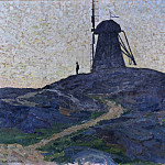Unknown painters - The Windmill