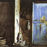 Wyeth, Andrew Newell (American, born 1917), Bo Newell