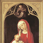 Rogier Van Der Weyden - Weyden_Virgin_and_Child_(Duran_Madonna)