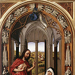 Rogier Van Der Weyden - Weyden_Miraflores_Altarpiece_(right_panel)