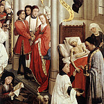 Rogier Van Der Weyden - Weyden_Seven_Sacraments_(right_wing)_detail1