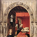 Rogier Van Der Weyden - St_John_the_Baptist_Altarpiece_left_panel_WGA