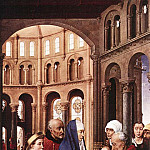 Rogier Van Der Weyden - Presentation_of_Christ_WGA