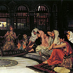 John William Waterhouse - Consulting the Oracle