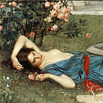 John William Waterhouse - Sweet Summer