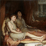 John William Waterhouse - Sleep and his Half-Brother Death