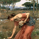 John William Waterhouse - Narcissus