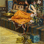 John William Waterhouse - In the Harem