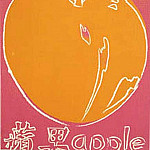 Andy Warhol - Warhol - Apple