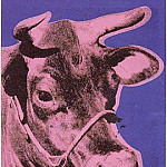 Andy Warhol - Warhol - Cow (2)