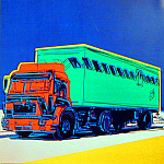 Andy Warhol - Warhol - Truck Announcement 3