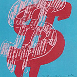 Andy Warhol - Warhol - Dollar Sign (1)