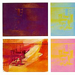 Andy Warhol - Warhol - Electric Chairs Series