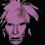 Энди Уорхол - Warhol Self Portrait