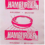 Andy Warhol - Warhol - Double Hamburger